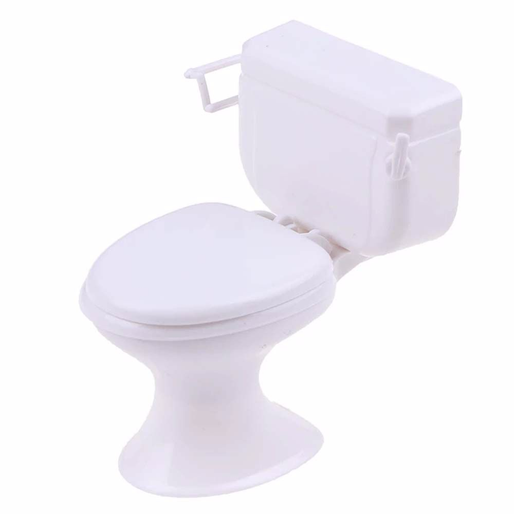 Baby Pretend Toys Toilet