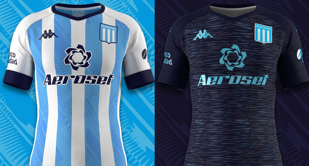 High Quality 2021-2022 Racing Club de Avellaneda Jersey Home soccer Jersey Away Football jersey Training shirt for Men Adults