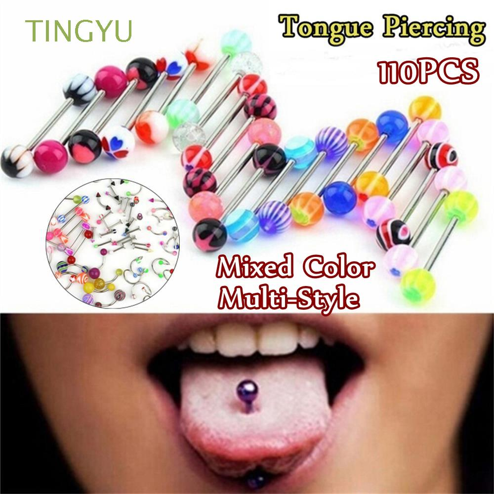 Pierced get why their guys do tongue Tongue Piercing