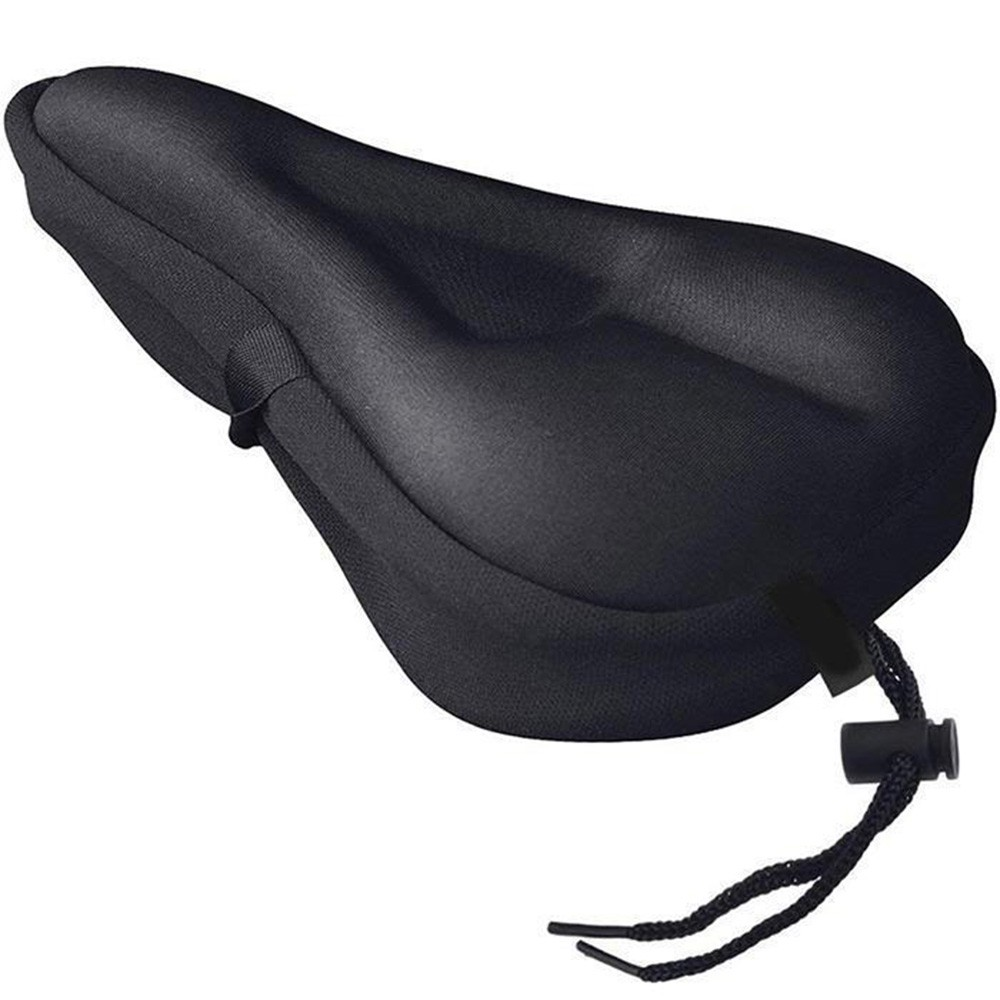 Details about  /Bike Seat Very Comfrtable with Padded Bicycle Saddle with Soft Cusion